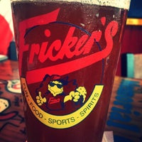 Photo taken at Fricker's by Travis H. on 6/10/2016