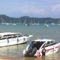 Снимок сделан в TopTouragent Phuket Seaview Point пользователем Dmitry S. 11/17/2014