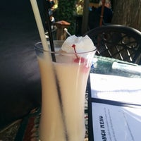 Photo taken at The Blue Coral Seaside Cuisine & Spirits by Julia B. on 6/21/2014