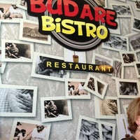 Photo taken at Budare Bistro by Andrea D. on 9/6/2013