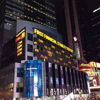 Photo Taken At Times Square Lighting By Rodrigo F On 11 29 2017
