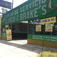 Photo taken at Clutch And Brakes by Cinthya P. on 3/5/2013
