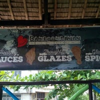 Photo taken at Bamboombayan Resto by Bianca Y. on 7/28/2015