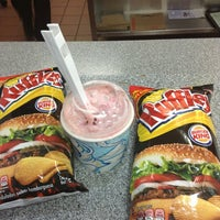 Photo taken at Burger King by Sonrics on 5/19/2013