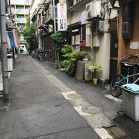 Photo taken at けむり 人形町店 by T. R. on 6/7/2017