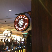 Photo taken at Earl of Sandwich by Charles D. on 2/20/2013