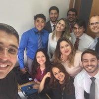 Photo taken at Raimundo & Capela Consultoria Jurídica by Leonardo F. on 8/11/2015