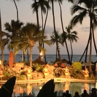 Photo taken at Hilton Hawaiian Village Waikiki Beach Resort by Divine L. on 6/15/2013