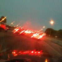 Photo taken at I4 East Bound by Taya D. on 3/6/2013