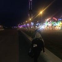 Photo taken at Blackpool Illuminations by Hannah Sarioglu on 10/5/2015