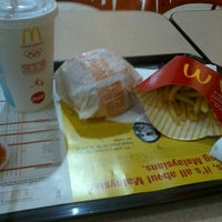 Photo taken at McDonald's by Tengku Abdul R. on 3/9/2013