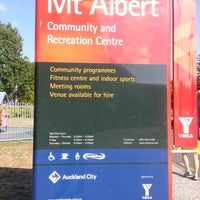 Photo taken at Mt Albert Community and Recreation Centre by Chris O. on 2/19/2013