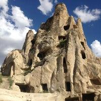 5/26/2013 tarihinde Serdar Y.ziyaretçi tarafından Göreme Tarihi Milli Parkı'de çekilen fotoğraf