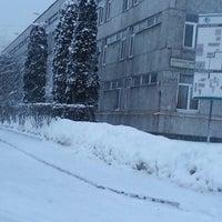 Photo taken at Медицинский факультет РУДН by Katerina B. on 3/2/2013