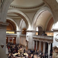 Photo taken at The Great Hall Balcony Bar at The Metropolitan Museum of Art by Danay C. on 5/7/2014