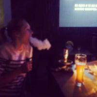 Photo taken at Friend Cafe - DJ BAR by Violetta O. on 3/17/2015