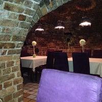 Photo taken at Restauracja Ratuszova by Svetlana G. on 11/3/2013