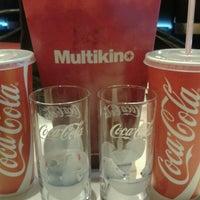 Photo taken at Multikino by Vilmantas M. on 2/21/2013