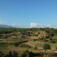 Photo taken at Karaisalı by Ece Y. on 8/7/2013