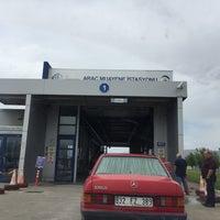 Photo taken at TÜVTÜRK Araç Muayene İstasyonu by Bozkurt S. on 5/25/2018