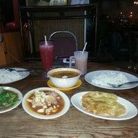 Photo taken at Anugerah Cafe, Seksyen 8, Bandar Baru Bangi by Nurul S. on 3/4/2013