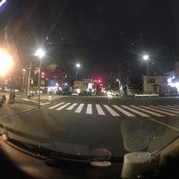 Photo taken at 鶴川街道交差点 by haikannya on 8/31/2015