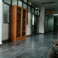 Photo taken at Fakultas Teknik USU by Rizka P. on 2/21/2013