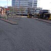 Photo taken at Busstation Centrumzijde by Brenda R. on 4/7/2013