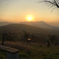 Photo taken at Cerro El Manzano by Claudia C. on 5/28/2017