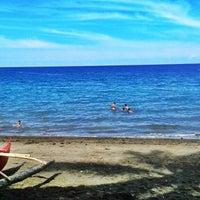 Photo taken at Punta Meriam Beach Resort & Spa by Kyle Vincent H. on 10/28/2013