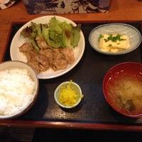 Photo taken at をためし by Naoya on 11/21/2013