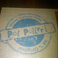 Photo taken at Pot Pourri by Gretel P. on 6/29/2013