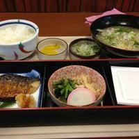 Photo taken at とくとく 阿賀野川SA店 by Masahiro K. on 3/5/2013