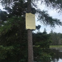 Photo taken at Ames Pond by Chris B. on 7/5/2018
