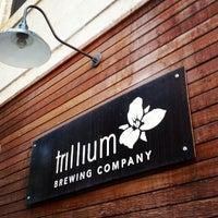 5/31/2013 tarihinde Chris B.ziyaretçi tarafından Trillium Brewing Company'de çekilen fotoğraf