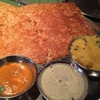 Снимок сделан в Pongal Kosher South Indian Vegetarian Restaurant пользователем Winnie F. 9/17/2017