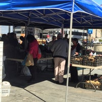Photo taken at Journal Square Farmers' Market by Winnie F. on 10/7/2015