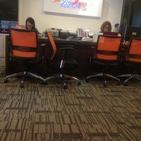 Photo taken at Vic-aire Holiday Travel Agency by Bread L. on 3/8/2014