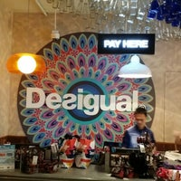 Photo taken at Desigual Hong Kong by Rick Changwon Y. on 10/26/2013