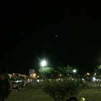 Photo taken at Alun - Alun Pati by Andi Aulia R. on 2/17/2016