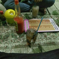 Photo taken at Cafe Sedap Malam by Andi Aulia R. on 6/23/2016
