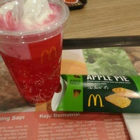 Photo taken at McDonald's by Andi Aulia R. on 12/24/2016