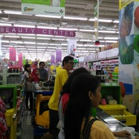 Photo taken at Giant Hypermart by Andi Aulia R. on 7/8/2016
