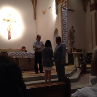 Photo taken at Sacred Heart Catholic Church by All About You Entertainment w. on 11/13/2014