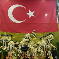 Photo taken at Fenerium Outlet by Bertan C. on 10/29/2013