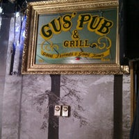Photo taken at Gus' Pub & Grill by Sherry O. on 3/9/2013