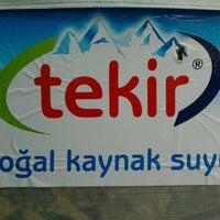 Photo taken at Tekir Doğal Kaynak Suyu by İsmail C. on 7/7/2013