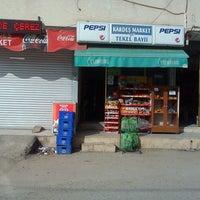 Photo taken at Kardeş Tekel & Sayısal Bayii by İsmail C. on 3/1/2013
