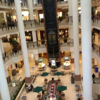 Photo taken at Ballston Common Mall by A_Oup on 5/14/2013