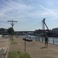 Photo taken at Noordbrug by Dieter D. on 5/29/2017